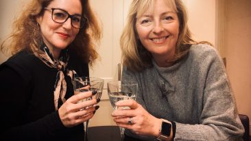 Turning the Tables with Lucinda Carney and Sian Duddy